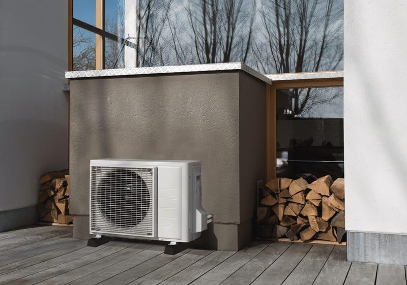 varmepumpe håndværkerfradrag Nyborg