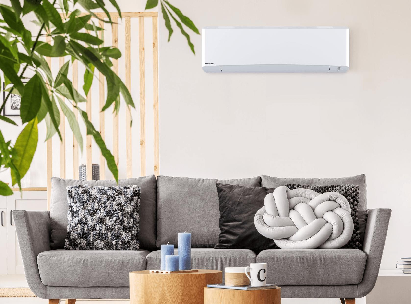 Luft luft varmepumpe Nyborg - Fyn