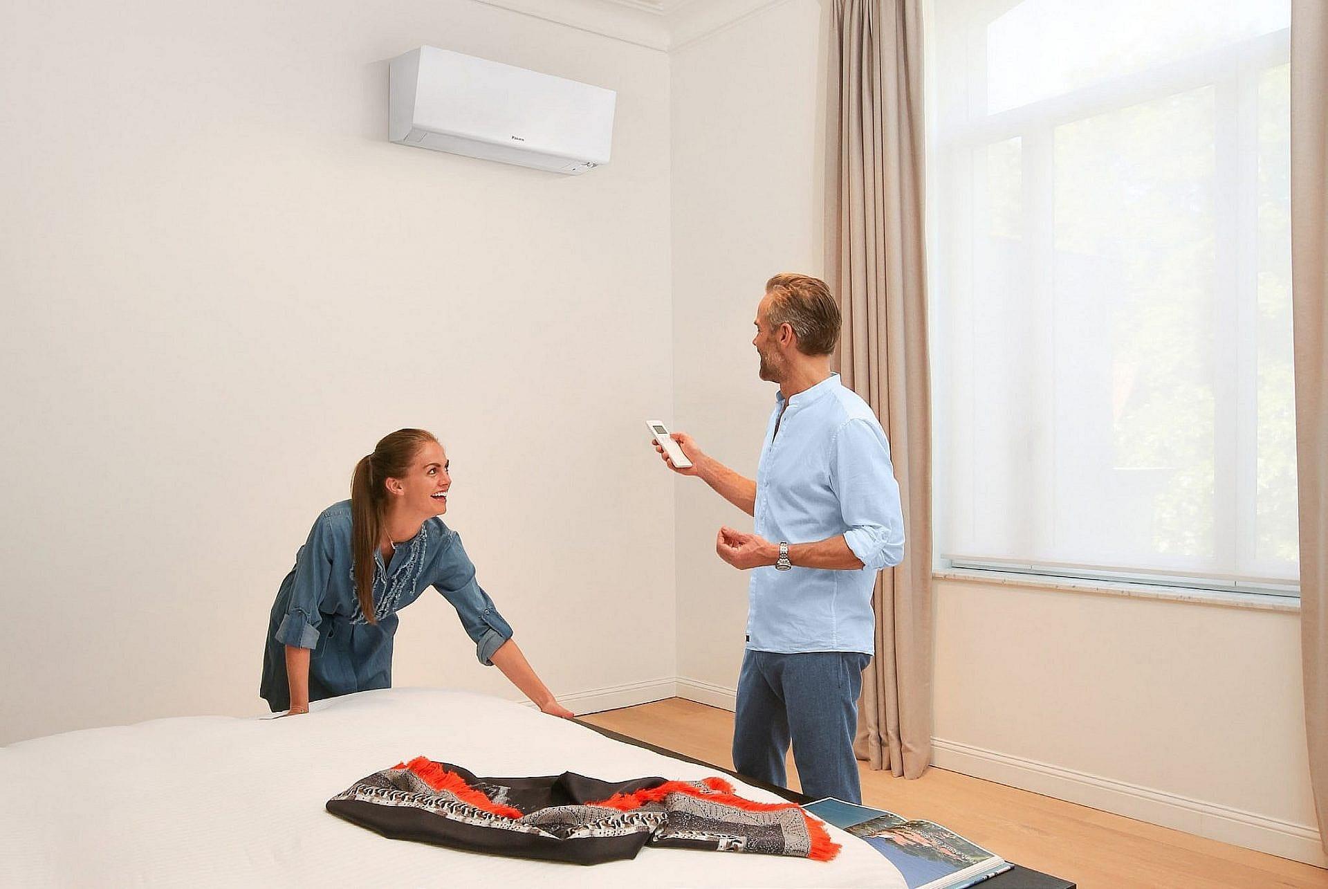 Luft luft varmepumpe af Axel Pedersen i Nyborg